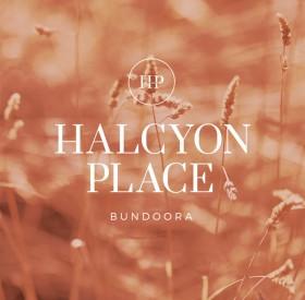 Halcyon Place, Bundoora