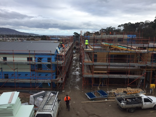 Harbourside Terraces Construction Update